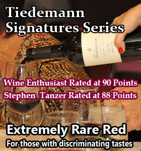 Tiedemann Signature Series Red Wine