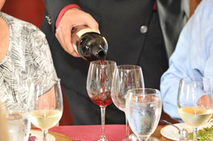 Your server may or may not have the answers you seek about their restaurant's wine list.