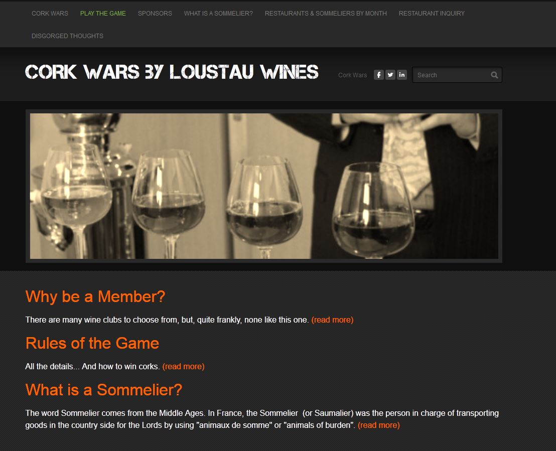 cork wars image from website