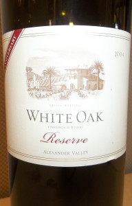 White Oak Reserve