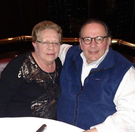 Dinner date at Capital Grille in Chicago