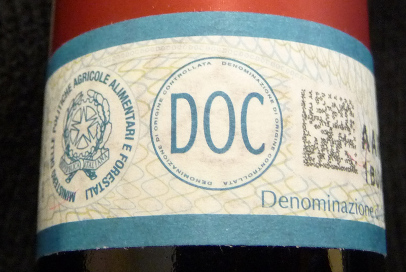 DOC-label