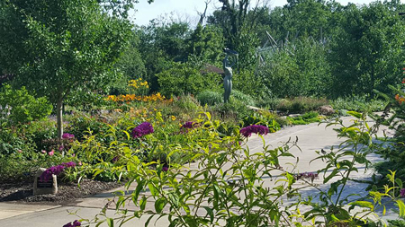 The Gardens are an amazing attraction for Elkhart.