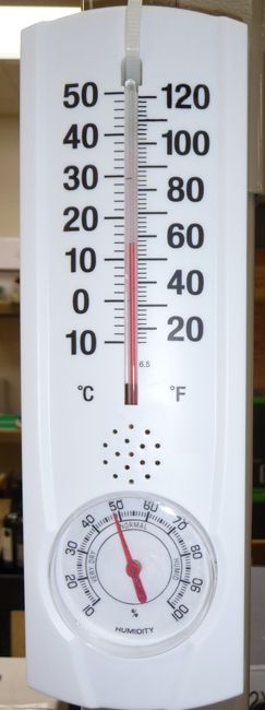 Keeping your wines at the proper temperature and humidity is critical for aging the wine well.